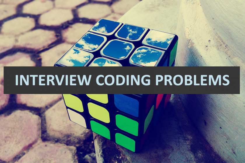 Interview Coding Problems